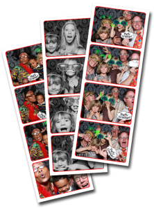 Instant Photo Strips