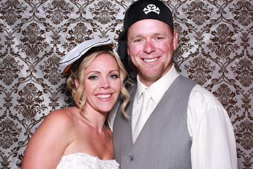 Colorado Wedding Photo Booth