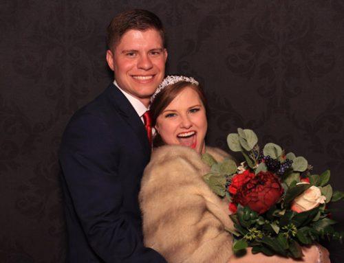 Morrison Wedding