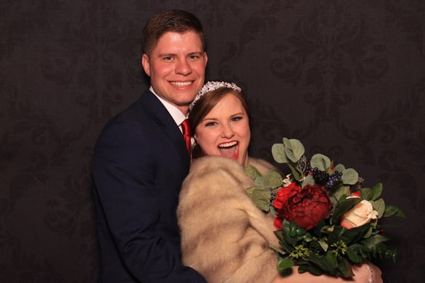 Morrison Wedding Photo Booth